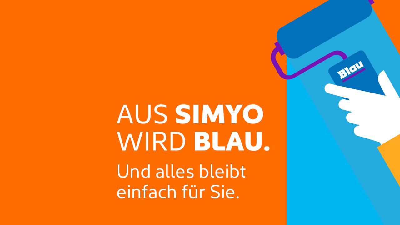 Wie weiter für Simyo Kunden? Kündigung, Wechsel zu Blau oder ein neuer Anbieter?